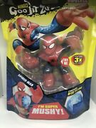Marvel Heroes Of Goo Jit Zu Spiderman Hard To Find Highly Sought After
