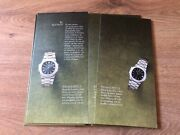 Vintage Catalogue - Patek Philippe - 1988 - Collection Of Watches - Spanish