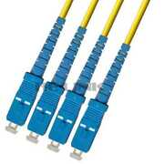 400m Sc-sc Outdoor Armored Singlemode 4 Strands Fiber Patch Cord Cable