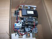 New Ge Size 5 Motor Starter Coil 460-480 Vac 200 Hp 270 Amp Max Cr306gx0004