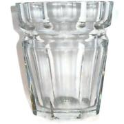 Baccarat Crystal Harcourt Champagne Or Ice Bucket 9 Tall