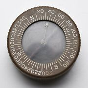Vintage Us Army Corps Of Engineers Wrist Compass Wwii