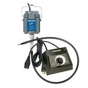 Foredom M.lx High Torque Low Speed Motor 110 Volt 5000 Rpm And Emx Speed Control
