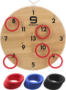 Sungift Hook And Ring Toss Game For Kids S Fun Games For Family At Home New