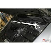 Ultra Racing Front Tower Strut Bar For 04-08 Acura Tl Base 3.2 And Type-s 3.5 2wd