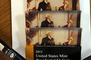 Group Of Four Us Mint Presidential Proof Sets 2007 2009 2010 2011 Num4621