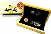 2015 Canada 100 14-karat Gold Coin Watch Looney Tunes Bugs Bunny And Friends
