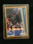 1992 - 1993 Fleer Shaquille Oand039neal Orlando Magic 401 Rookie Card Brand New