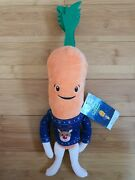 Kevin The Carrot And Free Pandp. Popular As Sold Out. Advertised On Tv. Donate Whale