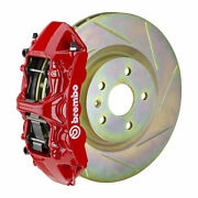 Brembo Gt Bbk For 05-14 Mustang V6 Excl. Non-abs | Front 6pot Red 1m5.8001a2