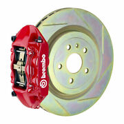 Brembo Gt Bbk For 16-19 Camaro Ss | Rear 4pot Red 2p5.8503a2