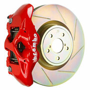 Brembo Gt Bbk For 08-14 Wrx | Front 4pot Red 1s5.6001a2