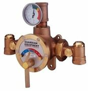 Guardian Equipment G3900lf Water Tempering Valve 81 Gpm Capacity