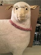 Sheep In The Style Of Lalanne Signed By E. Arnold 1979 Rare In Good Condition