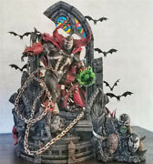 Spawn Statue Figurine Resin Model Collections 1/4 Painted Presale