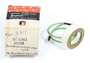 Oe 1965 1966 Buick Horn Contact And Cable Gm Parts 5694268