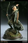Sideshow Exclusive Lord Of The Rings Legolas Statue, Item 2000851 Brand New