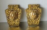 38.4 Grams Alaskan Solid 10k And 22k Gold Nugget Watch Tips 3d Bear Wow
