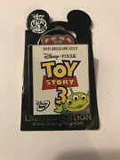 Disney Toy Story 3 Dvd Release 2010 Aliens And Lotso Le 1500 Pin