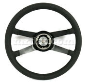 For Porsche 911 912 914 Stock Depth Leather Wrap Steering Wheel 1969-73 New