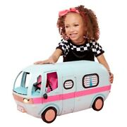Lol Surprise 2-in-1 Glamper Fashion Camper With 55 Surprises Brand New