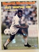 Pele Signed16x20 Photo Steiner Limited 25/75 Sports Illustrated Cover Free Ship