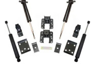 2007-2018 Gm 1500 2wd/4wd 3/5 Lowering Kit - Maxtrac K331335s