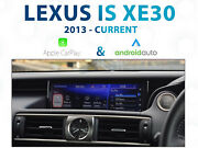 Lexus Is 3rd Gen 2016 Onward Apple Carplay And Android Auto Integration