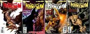 The Savage Hawkman Set Of Four Issues 1, 2, 3 And 4 Dc Comics 2011 Cb