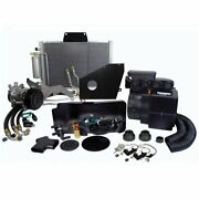 1967-1972 Chevy Truck Electronic Factory Style Full Heater Kit W/ A/c Control