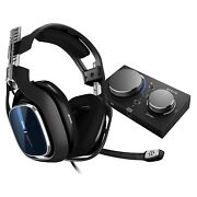 Astro Gaming Headset A40 Tr + Mixamp Pro Tr A40tr-map-002 Ps4 Switch Pc Mac