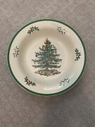Spode Christmas Tree Pasta Serving Bowl New In Box