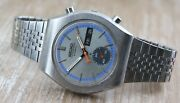 Seiko Chronograph Automatic 6139-7080 Mens Watch - Fully Serviced - Amazing Orde