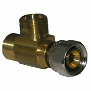 Lasco 06-9111 Angle Stop Add-a-tee Valve 3/8-inch Compression Inlet X 3/8-inc...