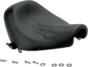 Danny Gray Weekday Flame Solo Seat For 08-11 Harley Softail Rocker Fxcwc Fxcw