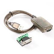 Usb 2.0 To Rs422 Rs485 Serial Adapter Converter Cable Surge Protect Ftdi Chipset