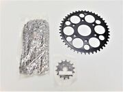 Rk 520 Ktm Rc390 Steel Quick Acceleration Chain And Sprocket Kit 5031-159pg