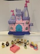 Fisher Price Little People Disney Princess Musical Palace Castle Playset
