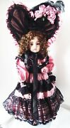 Antique Reproduction Bru Jne Desiree Patricia Loveless Doll Hand Signed New