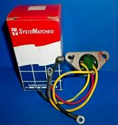 System Match Rectifier Replaces Omc 581778 Rectifier And Lead 10-60 Hp O/b Ev/jo