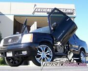 Vertical Doors Inc. Bolt-on Lambo Kit For Cadillac Ext 02-06