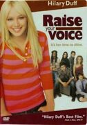 Raise Your Voice 3318 - 9/18/2007 Dvd Hilary Duff Oliver James David Keith D