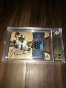 2011 Five Star Cam Newton Rc Rookie On Card Auto Patch /199 Bgs 9.5/10 Rare