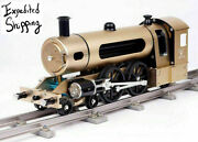 Mechanic Construction Metal Engine Steam Train Model Assembly Toy