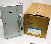 Crouse Hinds Nst1018f-d Krydon 30/60 Amp Safety Switch Enclosure New In Box