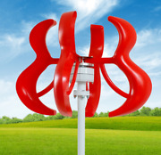 12v Vertical Axis Wind Turbinewind Energy Equipmentsuitable For Street Light