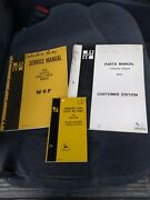 Genuine Hyster W6f Towing Winch Parts Service Owners Manuals John Deere 750 850