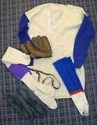 Urban Red Faber Game Used Chicago White Sox Undershirt Glove Spikes Socks