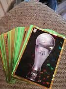 Panini Fifa 365 2020 Sticker Collection Not Sold In Uk---76 Different Stickers