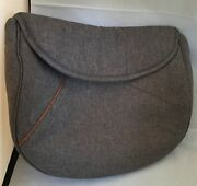 Silver Cross Simplicity Car Seat Apron And Hood Sable Grey New